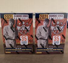2021 Panini Diamond Kings Baseball Blaster Box - NEW - In Hand - Factory Sealed