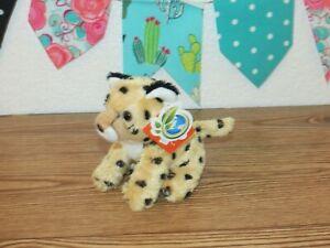 "NWT Wild Republic Lil Cheetah Cuddlekins 18097 Mini Baby Stuffed Plush Toy 5"""