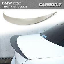 STOCK IN US Unpainted OE P-Style Trunk Spoiler For BMW E82 118i 128i Coupe