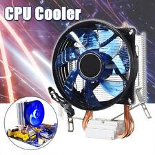 LED CPU Cooler Fan Heatsink for Intel Socket LGA1156/LGA1155/LGA775 AMD AM3