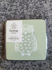 Sainsburys Home Coasters Set Of 4 Brand New