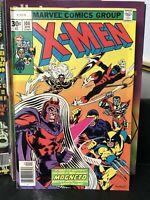 Uncanny X-Men #104, FN/VF 7.0, Return of Magneto, Wolverine, Storm, Cyclops