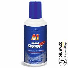 Dr. Wack A1 Speed Shampoo Autoshampoo (2760) Autowäsche Pflege Reinigung 500ml
