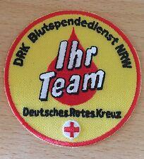 Rot Kreuz Armabzeichen DRK Rettungssanitäter 1 Stück  Tuch tt139