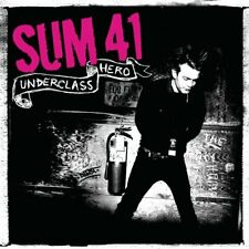 SUM 41 UNDERCLASS HERO CD AUDIO NUOVO SIGILLATO