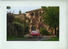 Marcus Gronholm Peugeot 307 WRC Catalunya Rally 2005 Signed Photograph