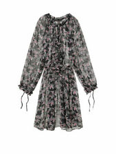 5d544c18df Victoria s Secret Sheer Robe Bathing Suit Cover up Duster Top Size Small  Floral