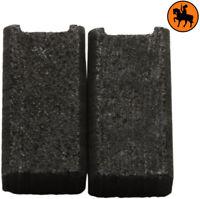 NUOVO Spazzole di Carbone STAYER TM100 trapano - 6x8x15mm