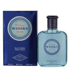 Original Branded Evaflor Whisky Vintage 100 ml men edt Perfume