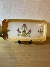 Decorative Vintage Tray Plate
