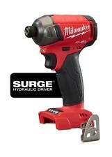 "MILWAUKEE 2760-20 M18™ FUEL™ SURGE™ 1/4 In. Hex Hydraulic Impact Driver ""Quiet"""