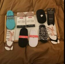 Bundle Of No Show Socks