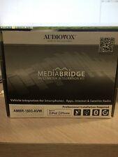 Audiovox Driven by Dice MediaBridge AMBR-1503-AVW w/ FREE Belkin 3.5mm aux cable