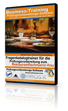 Fragenkatalogtrainer Restaurantfachmann/-frau  Multiple-Choice - IHK (Windows)