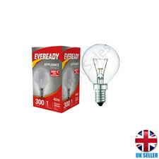 Eveready 300°C Cooker Oven Appliance Lamp Bulb 40W 240V SES Small Screw  E14 UK