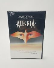 Alegria (DVD, 2000) NEW free shipping