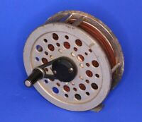Vintage SHAKESPEARE SPEEDEX fishing reel, 3½ inch diameter [20895]