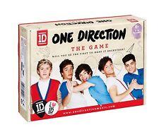 Ufficiale One Direction la famiglia di gioco per bambini FUN BOARD GAME NUOVO