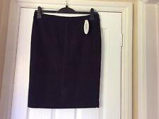 BNWT Esprit Black Ribbed Pencil/Tube Skirt - Sz XL Tagged £29