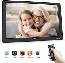 BESCHOI 10.1 inch Digital Picture Photo Frame Full HD 1080P IPS Display