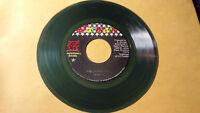 "TRINITY - WALLA AND LEFT / REGGAE 7"" on GERMAIN  Blue Vinyl LABEL"