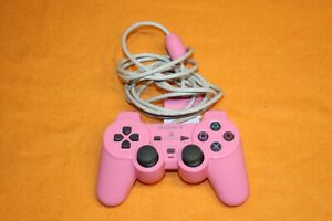 Original Sony Controller SCPH-10010 pink Playstation 2