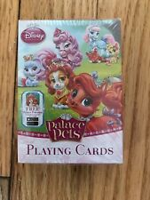 Disney Princess Palace Pets Jumbo Playing Cards Crazy Eight Go Fish Rummy