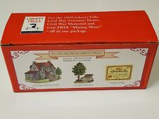 New Americana All In One 1999 Liberty Falls Civil War Collection N Scale Setup