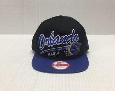 NEW ERA 950 NBA ORLANDO MAGIC SNAP BACK BLACK / ROYAL