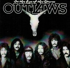 """Outlaws:  """"In The Eye Of The Storm""""  (CD)"""