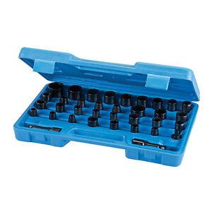 Silverline 35pce Impact Socket Set 633802