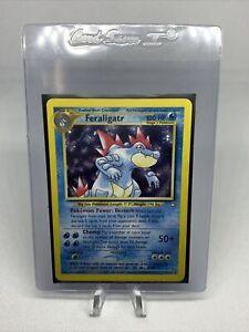 Pokemon Feraligatr Holo Neo Genesis 4/111