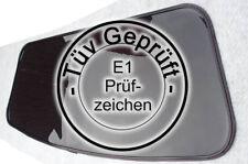 BMW E36 CABRIOLET lunette arrière en noir teinté Super OPTIQUE VITRE de NEUF
