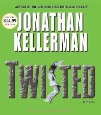 Twisted by Jonathan Kellerman (2005, CD, Abridged)