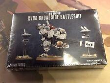 40K Warhammer Tau XV88 Broadside Battlesuit Box Sealed