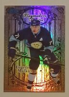 2012-13 Fleer Retro Evgeni Malkin Playmakers Theater #17 Penguins 95/100 NM/MT