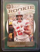 2020 Legacy J.K. DOBBINS Green Parallel Rookie card /100 Ravens, Ohio State