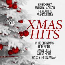CD Xmas Hits d'Artistes divers avec Bing Crosby, Frank Sinatra, Mahalia Jackson