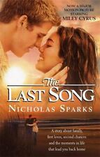 The Last Song by Nicholas Sparks (2010, Paperback, Movie Tie-In)