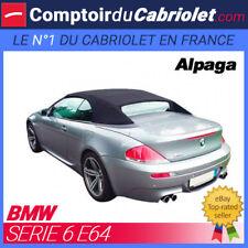 Capote Bmw E64 série 6 cabriolet - Alpaga Twillfast RPC
