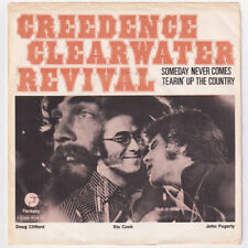 CREEDENCE CLEARWATER REVIVAL Someday Never Comes SWEDEN 45 John Fogerty swedish