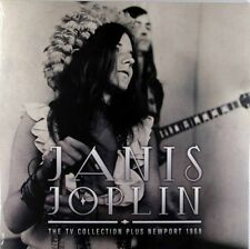 Janis Joplin - The TV Collection (Limited 2 x Vinyl LP) Now in Stock
