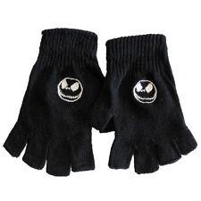 Nightmare Before Christmas Jack  Fingerless Gloves