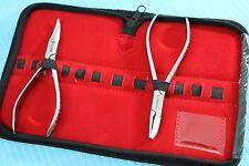New Or Grade Set Of 2 Each Optician Optical Plierseyeglasses Tool Set