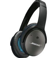 Bose QuietComfort 25 Headband Headphones - Black Noise Cancelling