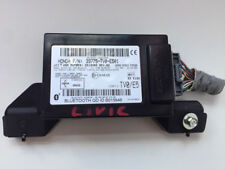 HONDA CIVIC BLUETOOTH CONTROL MODULE 39775-TV0-E5O1