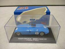 IXO Models Bugatti Type 57C Winner Le Mans 1939 1/43