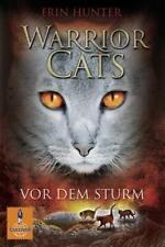 WARRIOR CATS 1 / Band 4: VOR DEM STURM ° Taschenbuch ►►►ungelesen ° Erin Hunter