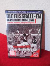 Die Fussball - EM, Klassikersammlung 1, Viertelfinale 1972 - DVD
