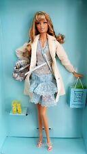 Cynthia Rowley Barbie Doll Fashion Designer Gold Label 2004 Mattel New